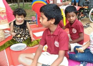 A Special School For Underprivileged Children: My Special Time With Mithra