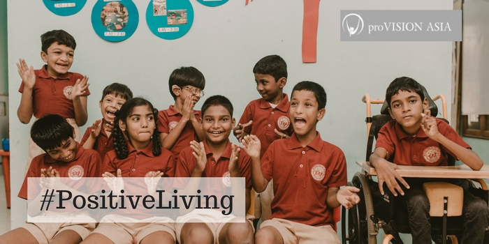 4 Things The 'Disabled' Taught Us about Positive Living